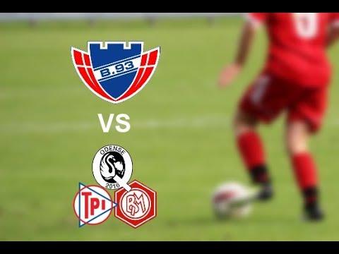 U18 DM: Team Odense Q - B.93 3-5 (0-0)