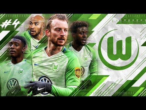 FIFA 18 WOLFSBURG CAREER MODE #4 - BAYERN! WE HAVE THE BEST PLAYER IN THE BUNDESLIGA!