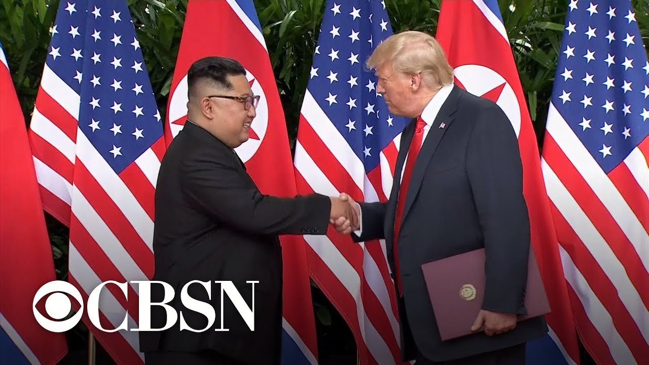 Where does the promise to denuclearize the Korean peninsula stand?