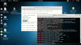 How to install Wireless Driver 80211ng in Kali linux sana 2.0 (1/2)