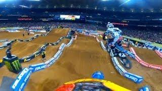 GoPro HD:  St. Louis – Monster Energy Supercross 2012
