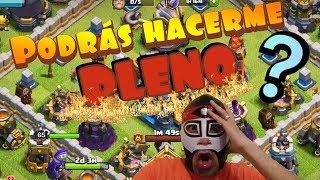 Podrás hacerme PLENO? | Clash of Clans