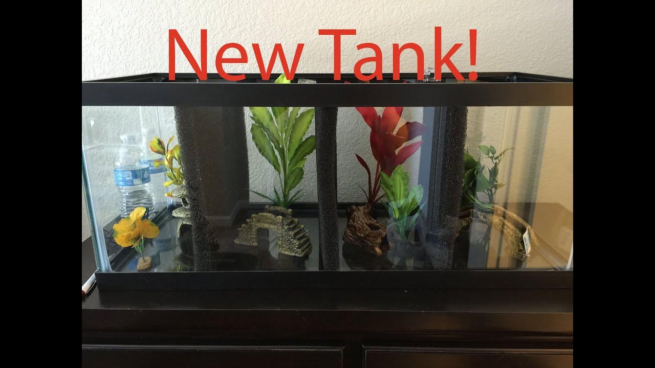 15 gallon fish tanks