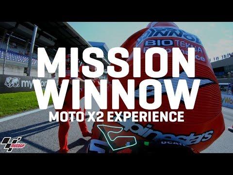 Mission Winnow Moto X2 Experience   2019 #AustrianGP
