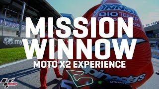 Mission Winnow Moto X2 Experience | 2019 #AustrianGP