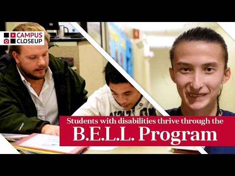 Students with Disabilities thrive in the BELL Program | Campus Closeup Ep. 46