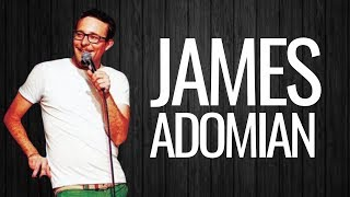 Hacking Stand-Up Comedy with Impressions -- James Adomian