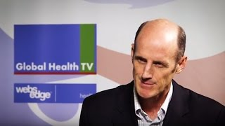 Tim evans, the senior director of nutrition and population at world bank, sits down with global health tv fourth symposium on health...