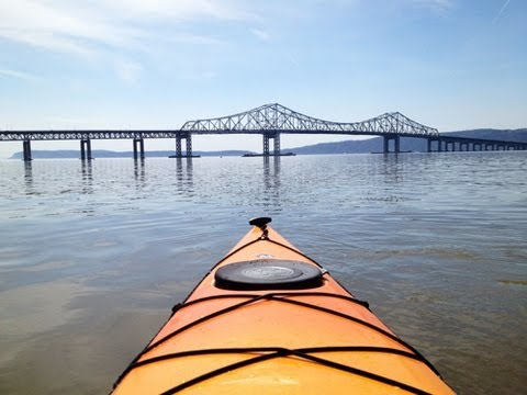 Tarrytown NY Hudson River Kayaking