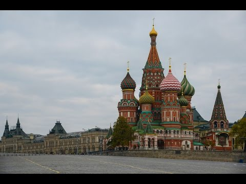 St  Basil's Cathedral  / Tourist Destination Moscow, Russia - History and Origin