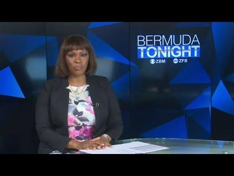 ZBM 'Bermuda Tonight' Newscast, April 25 2019