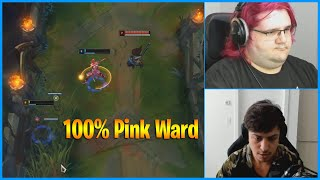 100% Pink Ward...LoL Daily Moments Ep 1099