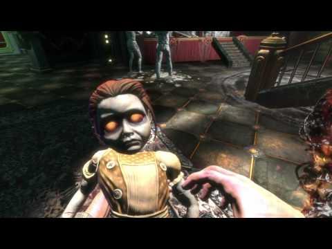 BioShock Remastered- Harvesting Little Sisters