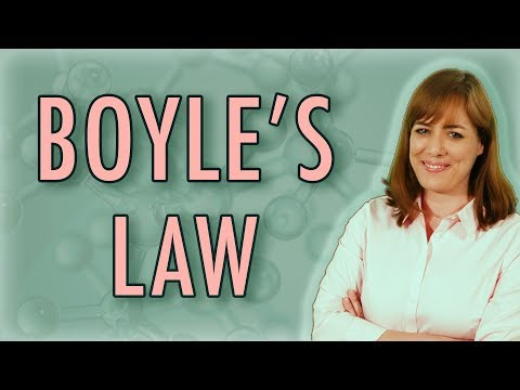 Chemistry: Boyle's Law (Gas Laws) with 2 examples | Homework Tutor