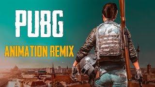 PUBG Song (Life Jaise PubG) ft. Parry G | Animated Version Remix