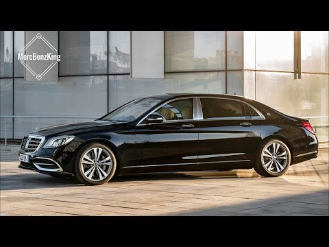 2018 Mercedes S Class NEW Full Review Tech Exterior Interior Infotainment