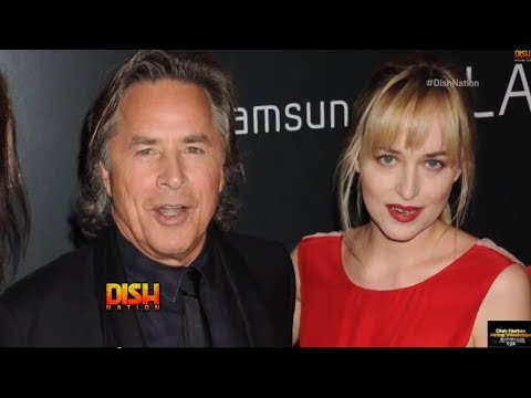 """Don Johnson Doesn't Want To See Daughter Dakota Johnson In """"Fifty Shades Of Grey"""""""