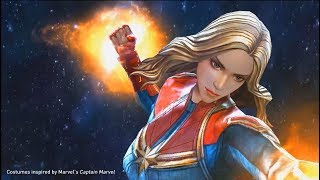[MARVEL Future Fight] MARVEL's Captain Marvel Update!