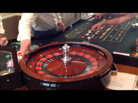 Work in any casino anywhere in the world!