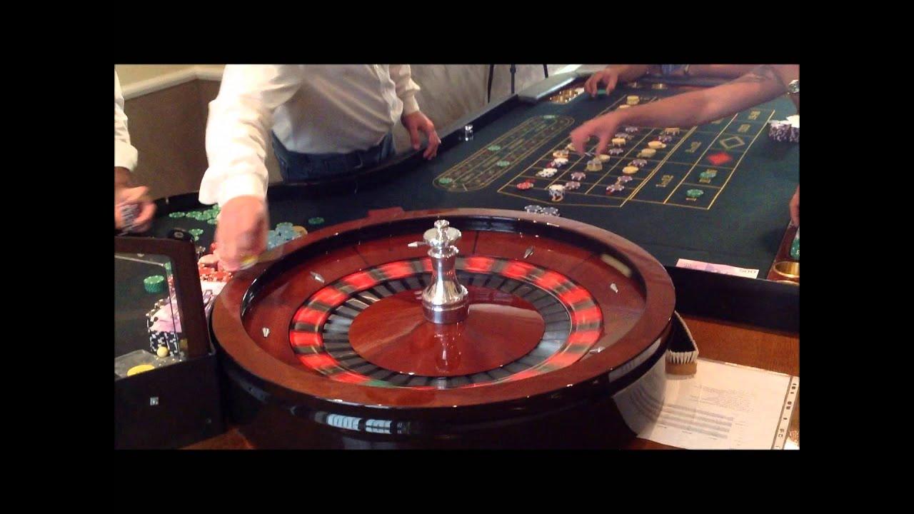 Work In Casinos