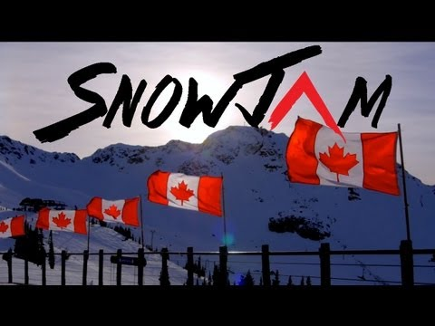 SnowJam  - The Official Trailer - Campus Vacations