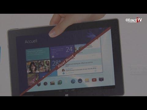 MedPi 2014 : Windows ou Android ? Ce PC Thomson fait les deux !