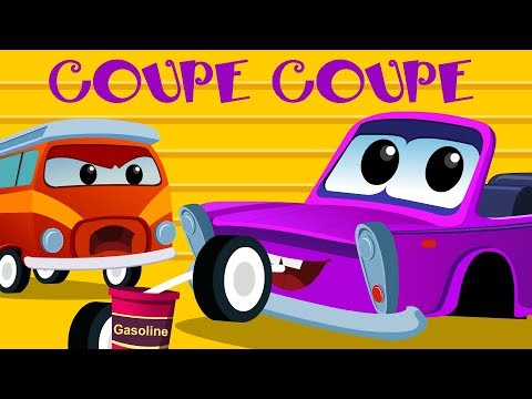 Coupe Coupe | Zeek And Friends Nursery Rhymes For Kids And Children Fun Videos