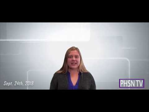 Episode 2 - Sept. 24th, 2018 - PHSN TV - Polson High School