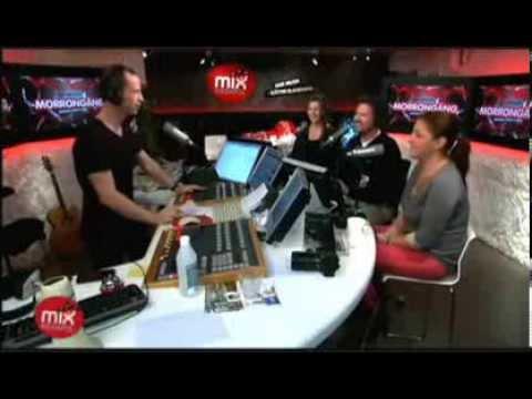 Helena Paparizou - Interview @ Mix Megapols Morrongäng (25.10.2013)