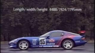 ベストモータリング スーパーバトル'98 登場車両 フェラーリF40 フ...