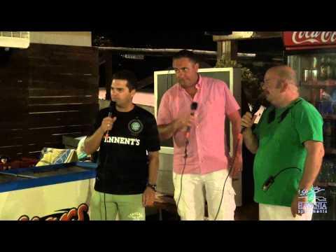 BBQ & Karaoke August 2013 Havania Apts.