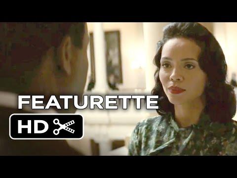 Selma Featurette - Carmen Ejogo as Coretta Scott King (2015) - Oprah Winfrey Movie HD
