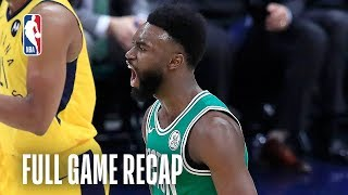 PACERS vs CELTICS | Boston Looks to Take a Commanding 3-0 Series Lead | Game 3