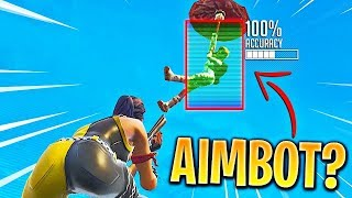New OP Aim Assist Update | Fortnite