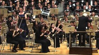 BU Symphony Orchestra: Sergei Rachmaninoff - The Bells, Op. 35
