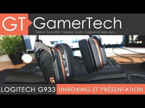 how to set up voice on logitech g633