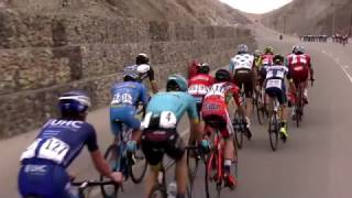 Last kilometer - Stage 2 - Tour of Oman 2017