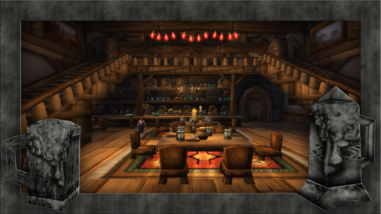 warcraft 3 how to make a hero tavern