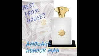 Amouage Honour Man Fragrance / Cologne review feat. Steve of Redolessence (GOAT)