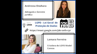 Arena Lúmen   LGPD  Lei Geral de Proteção de Dados