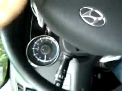 hyundai sonata hybrid test steering wheel 39 s serious defect not included on recall youtube. Black Bedroom Furniture Sets. Home Design Ideas