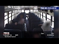 Autistic boy allegedly molested on school bus by 19-year-old student