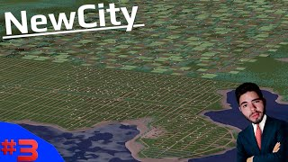 EXPLOSÃO POPULACIONAL E PRIMEIROS PROBLEMAS!!! - NewCity #3 - (Gameplay/PC/PT-BR)