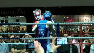 White Collar Boxing London - Joni Jabbal Vs Anna Buckley