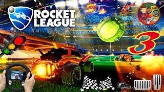 Let's Play Rocket League TOGETHER ! Rocket League   Ligue Rocket   Liga de Cohetes   火箭联盟  Cars