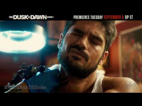 From Dusk Till Dawn S3  Gecko Brothers Featurette