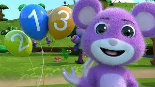 Nursery Songs Collection | Learn Counting for Kids | Nursery Rhymes for Kids by Kachy TV