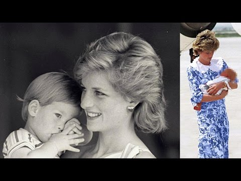 Charles and Diana's secret daughter