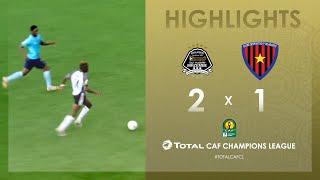 TP Mazembe 2-1 Primeiro de Agosto   HIGHLIGHTS   Match Day 4   TotalCAFCL