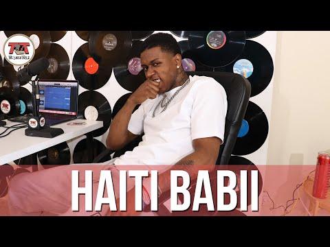 Haiti Babii Explains Unique Sound Producing New  D-Lo  'Warriors' Mixtape  The Lunch Table